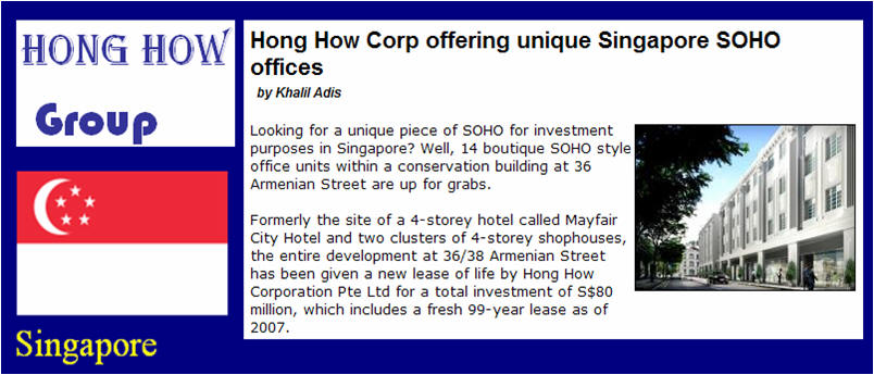 Hong How group
